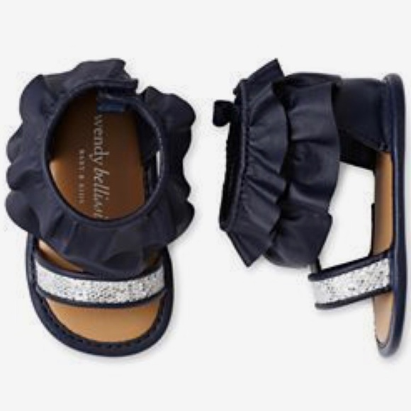 Wendy Bellissimo Other - Wendy Bellísimo Baby Shoes Size 3